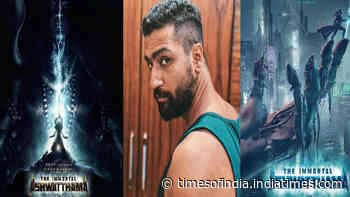 The Immortal Ashwatthama: Vicky Kaushal unveils First Look of his superhero film