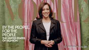 """Respektlos"": Kritik an ""Vogue""-Cover von Kamala Harris"