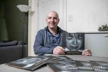 Kevin kwam burn-out te boven en brengt fotoboek over geestelijke pijn uit