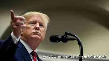 """Trump-Impeachment: Resolution eingereicht - wegen """"Anstiftung zum Aufruhr"""" - Demokraten setzen Pence Ultimatum"""