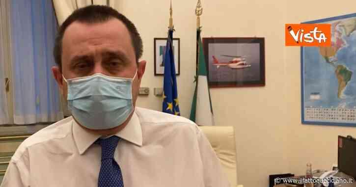 """Italia Viva, Rosato: """"Crisi? Dipende da Conte, è ora di uscire dall'immobilismo. Questo governo non ha futuro, nessuna risposta a nostre istanze"""""""