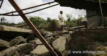 Desbordamiento del río Atrato en Chocó deja más de 5.000 familias afectadas y 1.400 damnificados - infobae