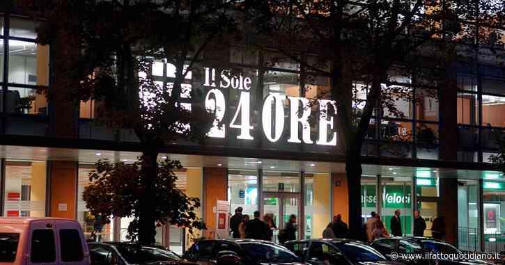 """Sole 24 Ore, fa il pieno di aiuti pubblici ma avvia la cig a zero ore per 3 redattori.  Giornalisti in sciopero delle firme, a rischio """"Telefisco"""""""