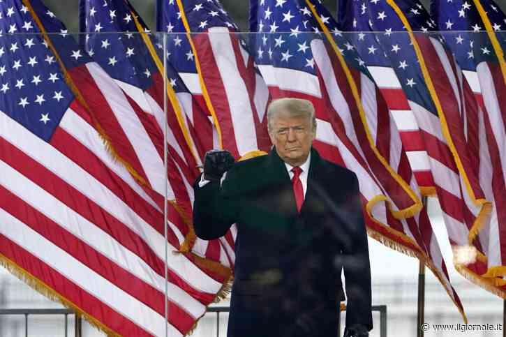 Stati Uniti, presentata alla Camera richiesta di impeachment contro Trump