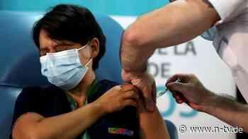 """150 Teilnehmer bestätigt: Russland testet """"Light Version"""" von Impfstoff"""