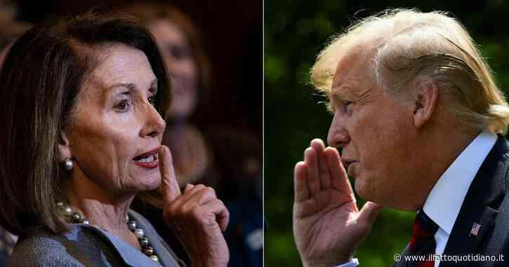 """Trump, i Dem presentano la richiesta di impeachment: """"Incitamento all'insurrezione"""". Dai repubblicani no al 25esimo emendamento"""