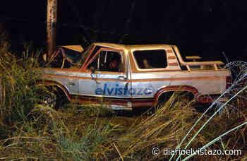 Accidente en la vía Guanipa - San Tomé dejó un fallecido la noche del sábado - Diario El Vistazo