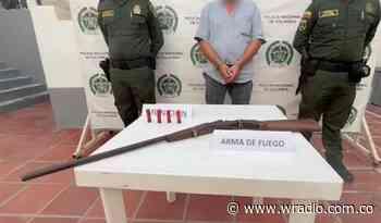 Por una herencia, hombre mató a su hermano en Landázuri, Santander - W Radio