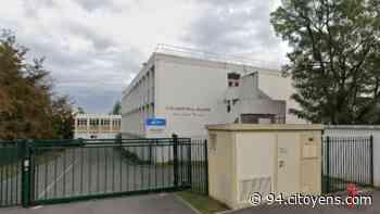 Bonneuil-sur-Marne: collège Paul-Eluard provisoire pendant la réhabilitation - 94 Citoyens