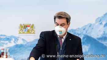 Corona in Bayern: Söder regt Impfpflicht für bestimmte Berufsgruppen an - erneute Kritik an Spahns Strategie