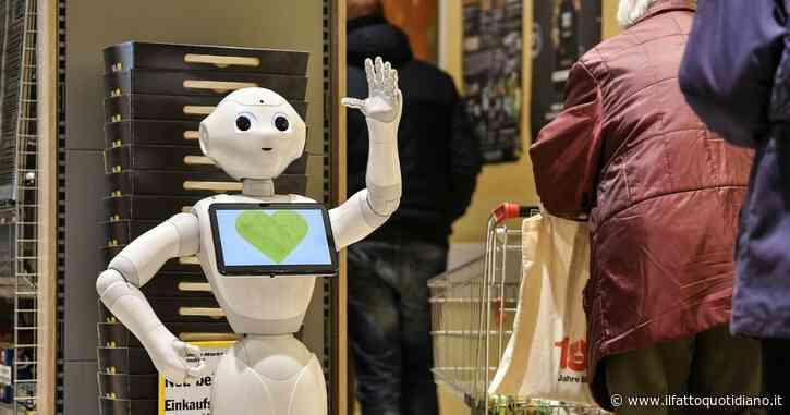 """Progettato un robot con """"la scintilla dell'empatia"""": """"Potrà prevedere le azioni di un suo simile solo osservandolo"""""""