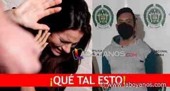 Agarró a puños a su novia de 15 años en Saladoblanco-Huila - Laboyanos.com