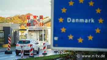 Fast 600 Pendler betroffen: Hunderte vor Einreise nach Dänemark gestoppt