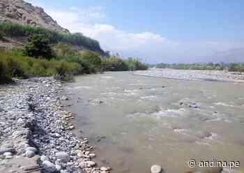 Alertan sobre el incremento del caudal de los ríos Huaura y Pisco - Agencia Andina