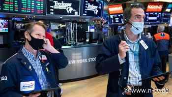 Twitter im Minus: Rekordjagd der Wall Street vorerst beendet