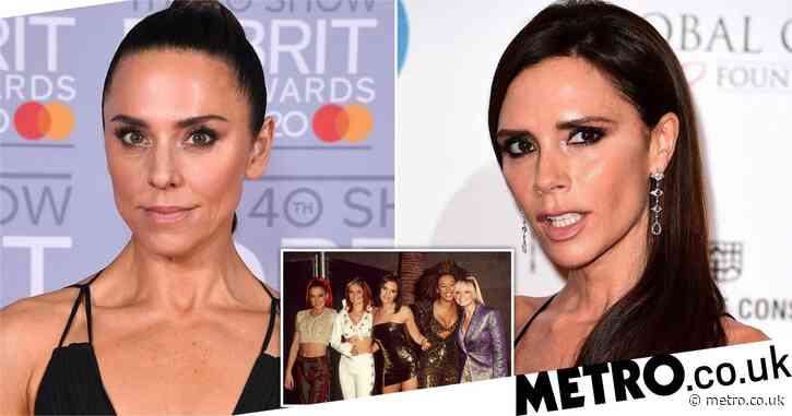 Mel C feels Victoria Beckham has begun to 'come around' the idea of a Spice Girls reunion