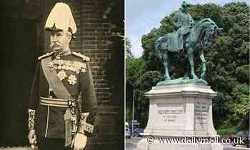 Council is slammed for 'historical wokery' over plans to remove a statue of a British war hero