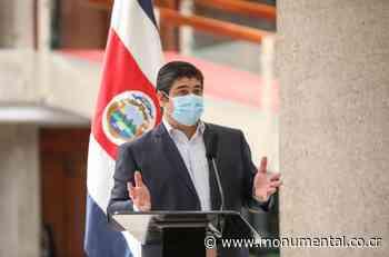 Carlos Alvarado pide a la oposición ser responsable ante decisiones en año preelectoral - Monumental - Radio Monumental