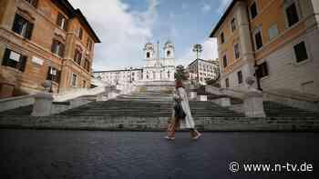 Streit um Corona-Konjunkturpläne: Italien schlittert in die Regierungskrise