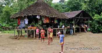 Gobierno coordina el retorno de indígenas embera desplazados en Bahía Solano - infobae