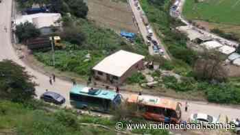 La Libertad: Vía Santiago de Chuco-Mollepata-Pallasca será asfaltada - Radio Nacional del Perú