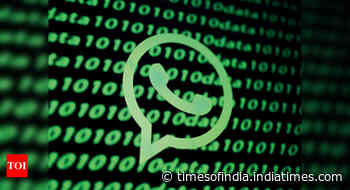 WhatsApp group links were visible on Google: Report