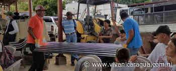 Afectados de Ocotal reciben materiales de construcción para sus viviendas - VIva Nicaragua Canal 13