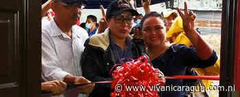 Programa Bismarck Martínez entrega la primera casa en Ocotal - VIva Nicaragua Canal 13