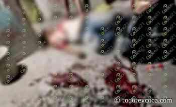 En Huitzuco de Guerrero ametrallan tres y escapan los presuntos asesinos - Noticias de Texcoco