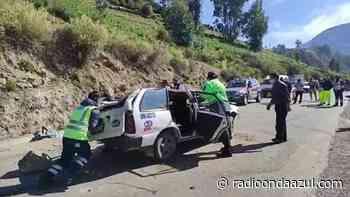 En la vía Mazocruz a Tarata se despistó vehículo. Hay un fallecido - Radio Onda Azul