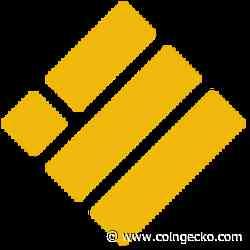 Binance USD price, BUSD price index, chart, and info - CoinGecko Buzz