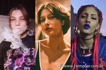 Más chicas superpoderosas: LAra91k, Chita y Dakillah ganan peso e influencia en la escena urbana - Tiempo Argentino