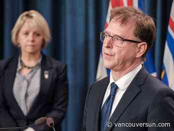B.C. Liberals call for more public COVID-19 data around schools, vaccines and tests
