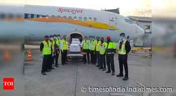 Hope takes wings: Covid vaccines begin flying out of Pune