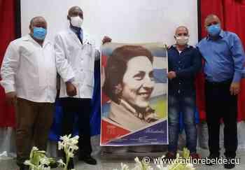 """Conmemoran en Manzanillo aniversario 40 del hospital """"Celia Sánchez Manduley"""" - Radio Rebelde"""
