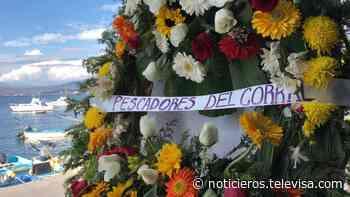 Desaparece pescador en Manzanillo, otro muere - Noticieros Televisa