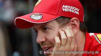 Sebastian Vettel: Sein neuer Boss hat einen Plan - und der lässt alle deutschen Fans jubeln