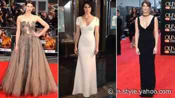 Gemma Arterton Birthday: From Strapless Ballgowns to Low-Cut Dresses – 5 Stunning Entries Made by the Bond Girl - Yahoo India News