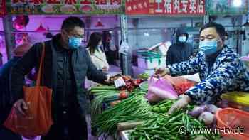 Ursprung des Coronavirus: WHO beginnt Suche in Wuhan
