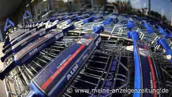 Einkaufswagen ohne Münzen nutzen? Trick kursiert auf Facebook - Aldi warnt davor
