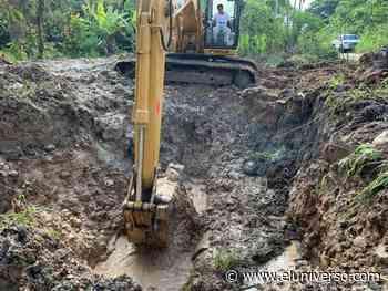 Rotura de acueducto regional deja a Machala, El Guabo y Pasaje sin agua por tres días - El Universo