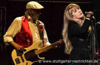 Bassist John McVie wird 75 - Das Rückgrat von Fleetwood Mac - Stuttgarter Nachrichten