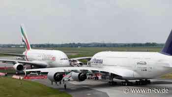 Lufthansa nur im Mittelfeld: Sicherste Airlines kommen vom Golf