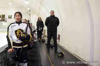 Shawnigan Lake School a force in women's hockey – Victoria News - Victoria News
