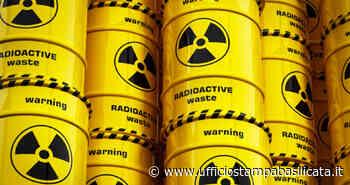No del Consiglio Provinciale di Potenza al deposito di scorie nucleari in Basilicata - Ufficio Stampa Basilicata