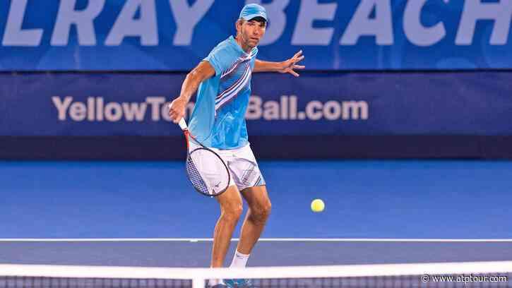 41 Going On 18: Record-Breaking Ivo Karlovic Still Shining - ATP Tour