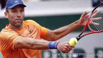 Ivo Karlovic wins ATP match at 41 - The Canberra Times