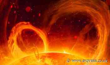 Solar flares: Study finds activity 'might not preclude existence of life' - Daily Express