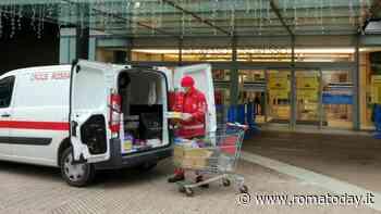 Staffetta solidale tra Centro Leonardo e Croce Rossa: 3000 prodotti alle famiglie più bisognose del territorio