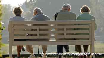 Einkommen: So viel Geld bleibt Rentnern im Schnitt übrig